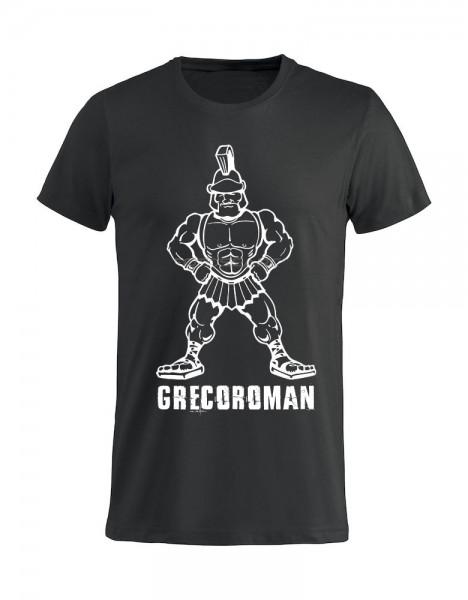 Greco-Roman Wrestling T.Shirt Kinder