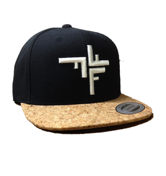 FFF Kork cap - schwarz