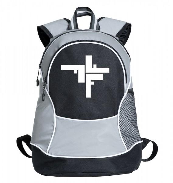 FFF Rucksack reflective mit bedrucktem Logo
