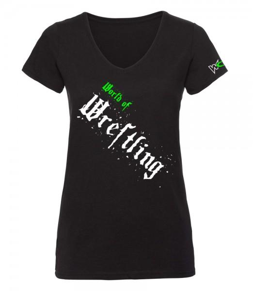 Wrestling Pro T-Shirt Damen