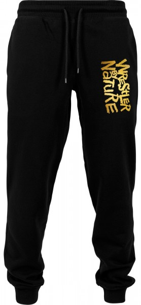 Wrestler by Nature Hose Schwarz/Gold