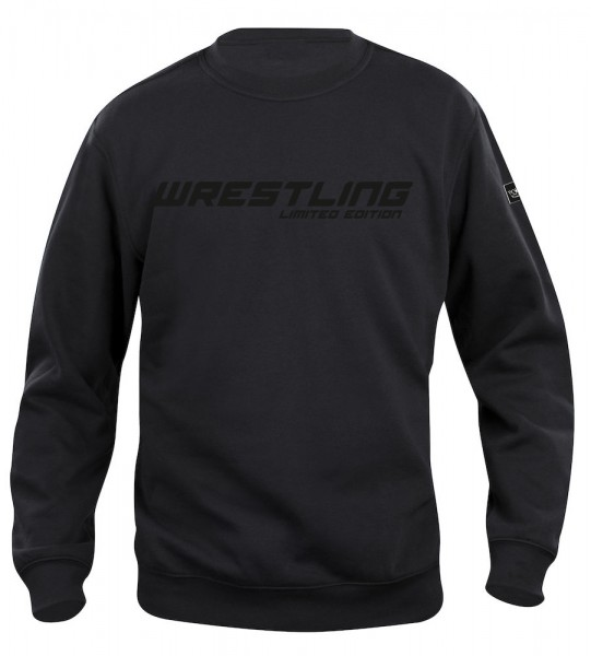 Pullover Black Edition Kinder