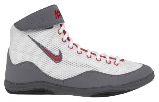Nike Inflict 3 - grey / white