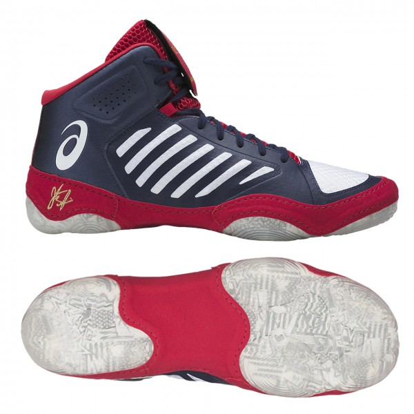 JB Elite III - navy red