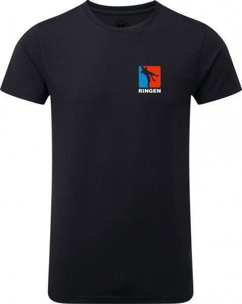 T-Shirt Ringen Liga Kinder
