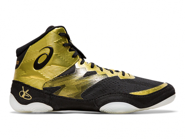 JB Elite IV - rich gold/black