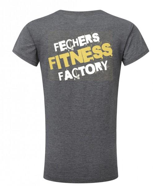 Fechers Fitness Facory Rundhals T-Shirt Herren