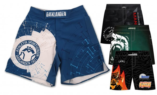 25 Individualisierte MMA-Short