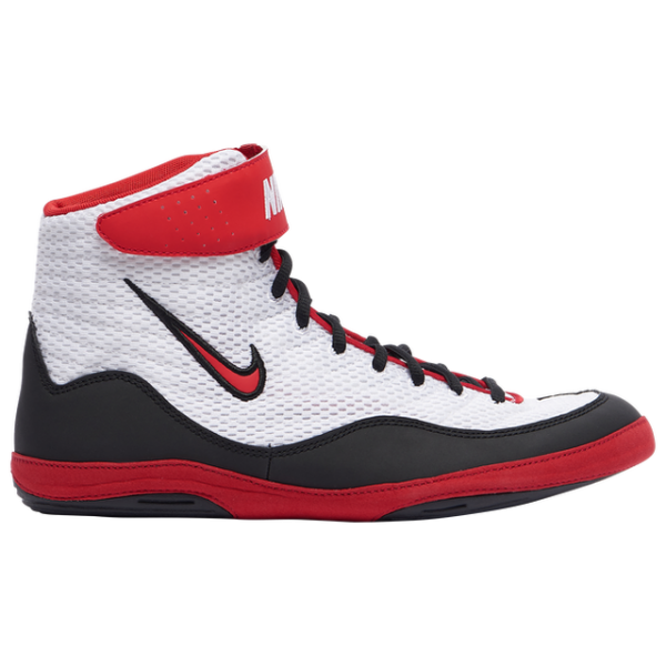 Nike Inflict 3 - white / red / black