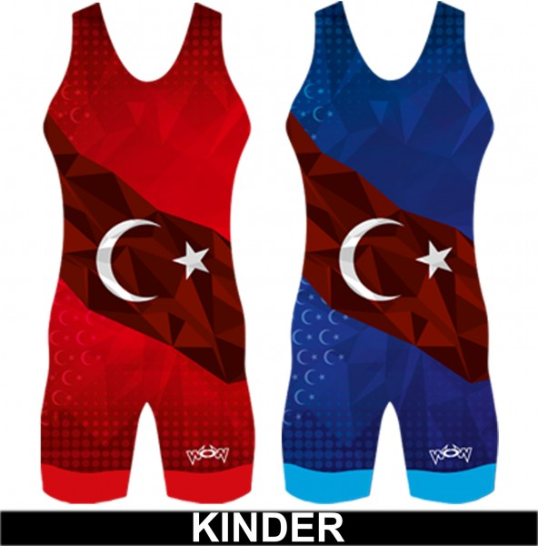Trikot Türkei Doppelpack Kinder