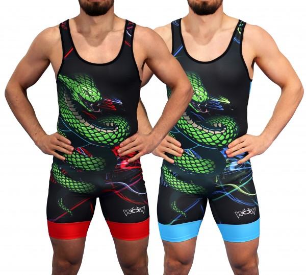 Trikot Snake Doppelpack Herren