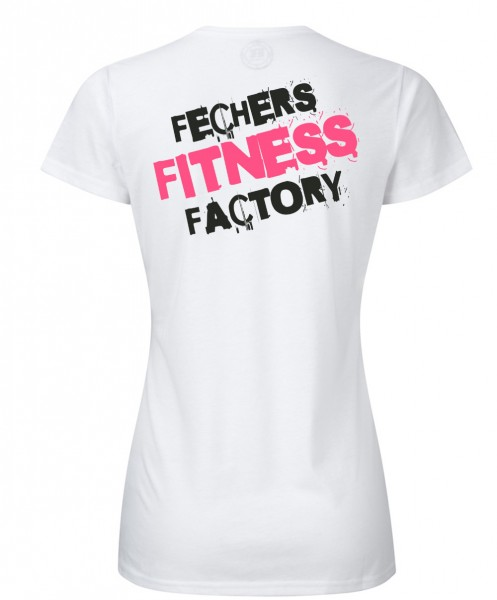 Fechers Fitness Factory T-Shirt V Neck Damen