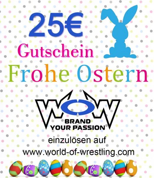 25 Euro Osterngutschein