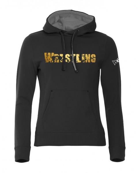 Wrestling Hoody Damen