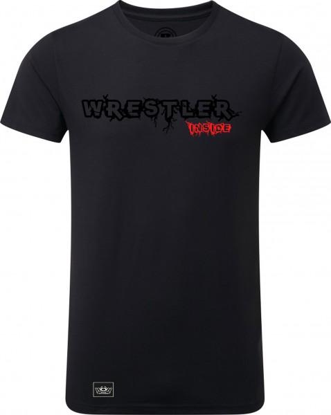 Wrestler Inside T-Shirt Kinder