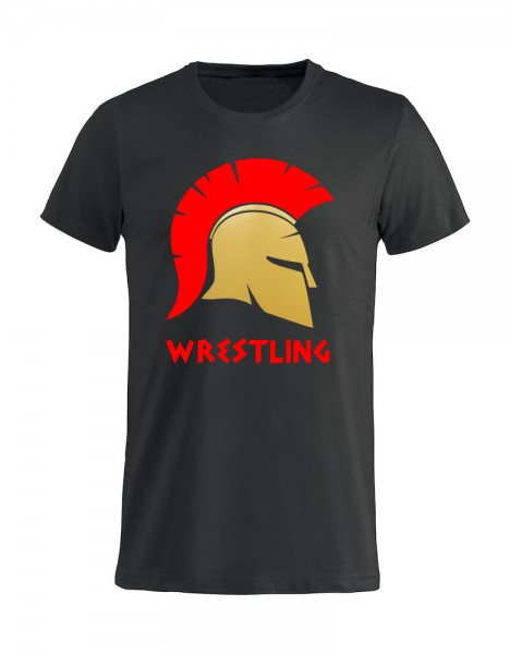 Gladiator Wrestling T-Shirt Herren