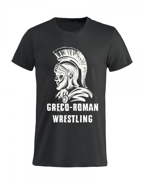 Greco-Roman 2 Wrestling T-Shirt Kinder