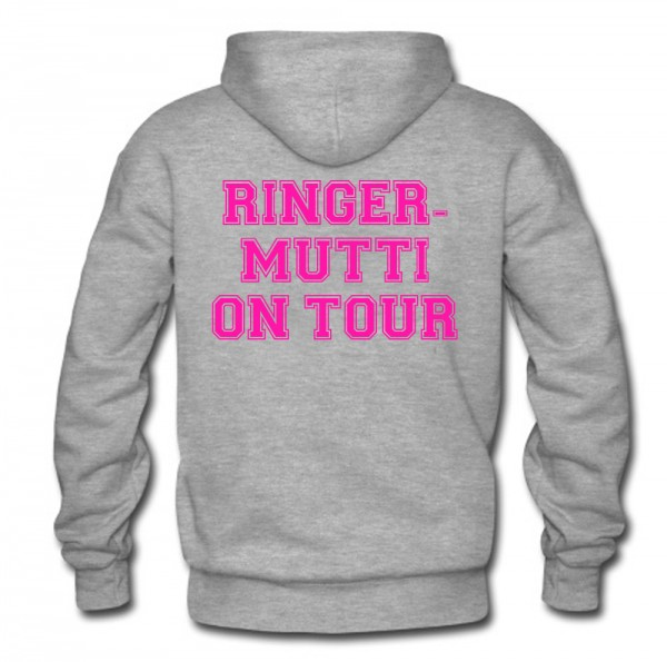 Ringer-Mutti on Tour Hoodie