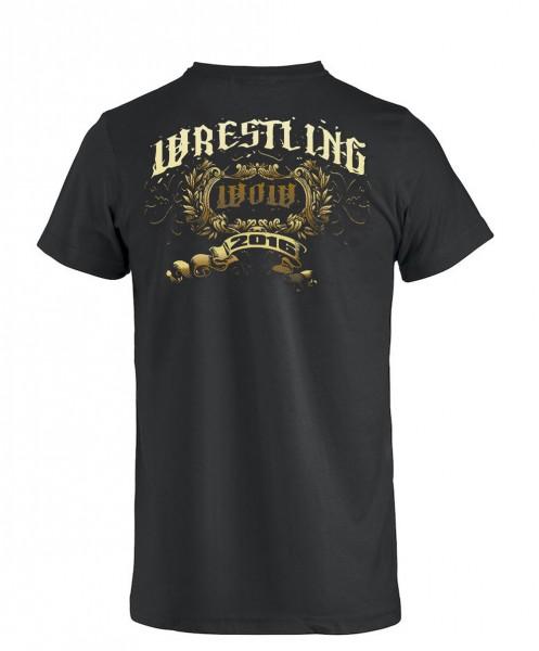 WOW Wrestling Premium T-Shirt Kinder