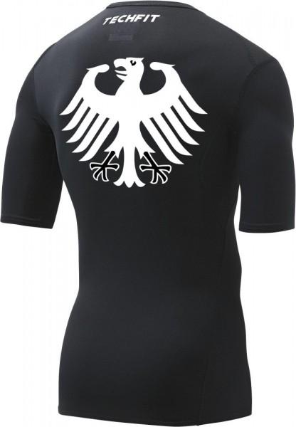 Adler Techfit Adidas Schwarz