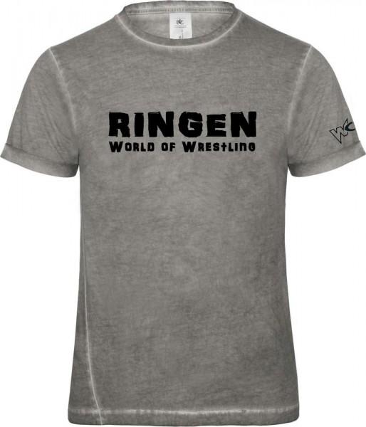 RINGEN Style T-Shirt - Herren