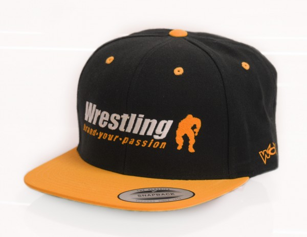 Neon Kappe Wrestling Brand Your Passion Orange
