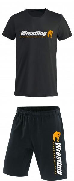 Kombi-Angebot T-Shirt + Short Brand Your Passion