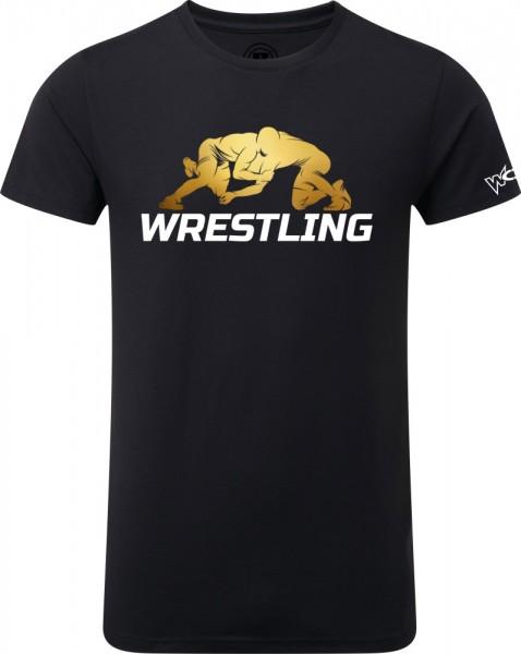 Wrestling T-Shirt Ringen