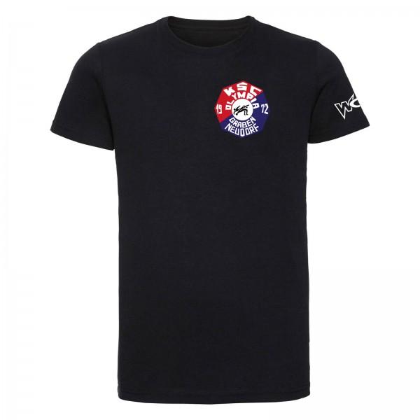 Graben-Neudorf T-Shirt Schwarz Männer