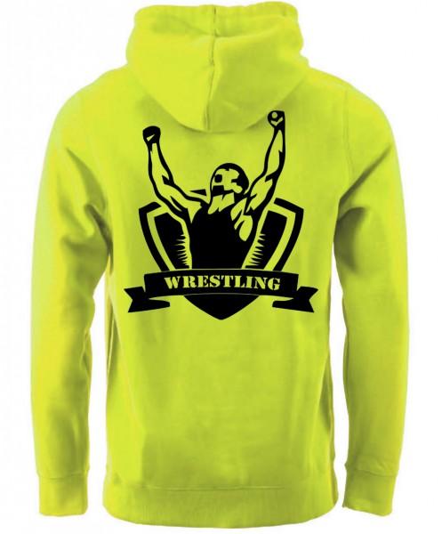 Neon Hoodi Wrestling Kinder
