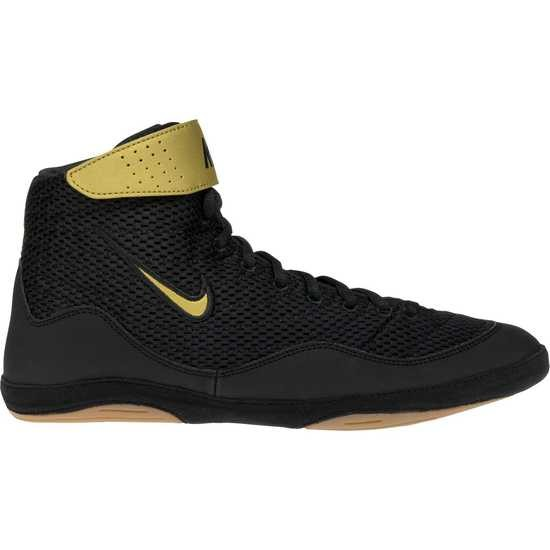Nike Inflict 3 - black gold limited edition
