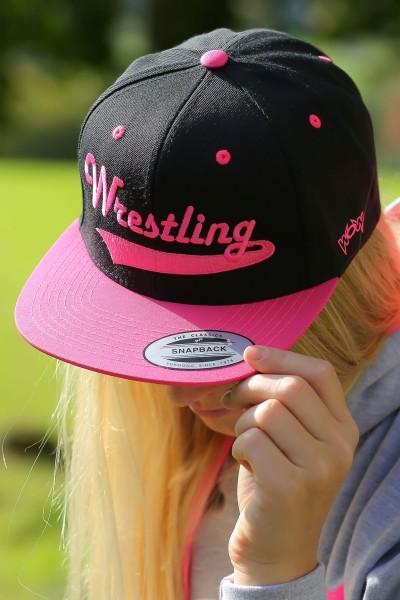 Wrestling Kappe Pink