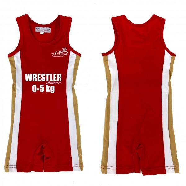 Trikot Classic Baby - Geschenkidee Wrestler Juniors Rosa