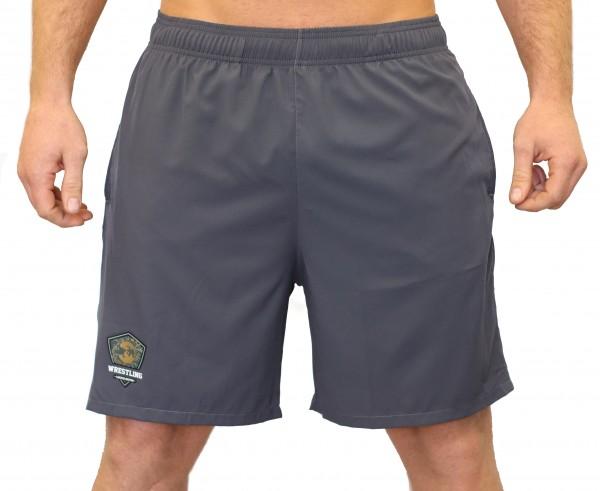 Premium Shorts Limited Edition Grau