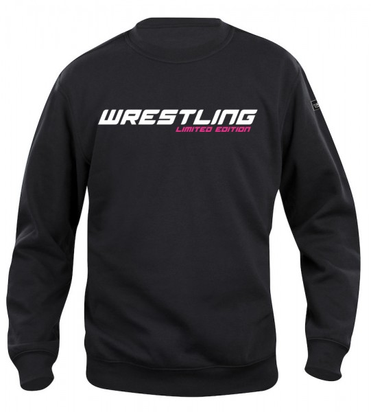 Pullover Wrestling Limited Edition Pink