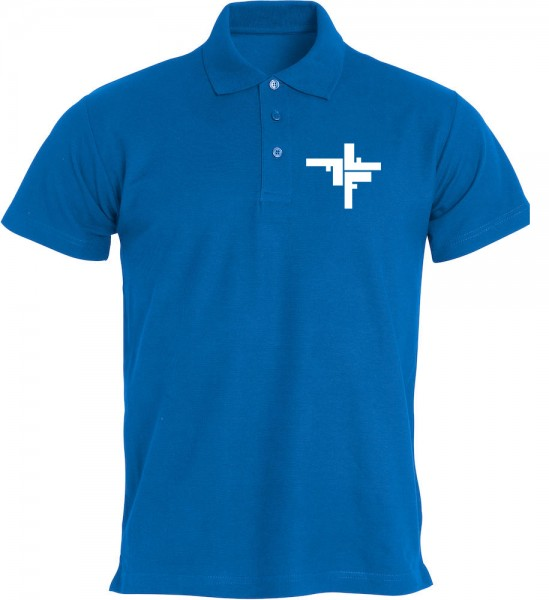 Fechers Fitness Factory Polo-Shirt mit FFF Logo