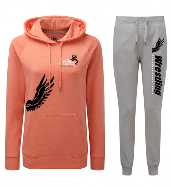 Flügel Jogging-Set Damen