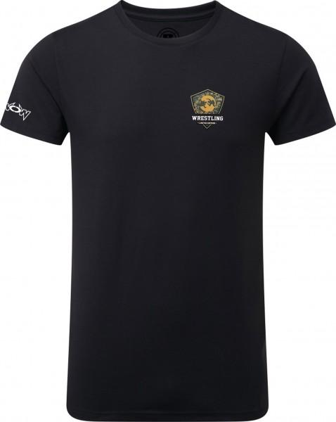 T-Shirt Wrestling Limited Edition Kinder