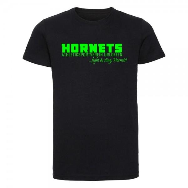 T-Shirt ASV Urloffen Hornets Schriftzug - Kinder