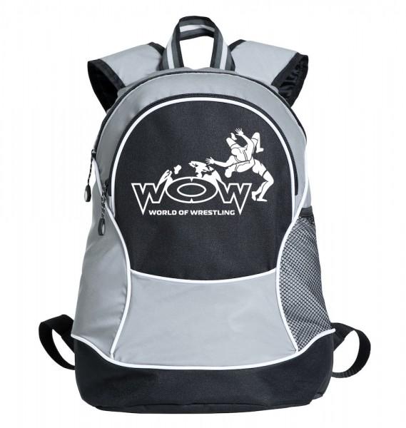 WOW Rucksack reflective mit bedrucktem Logo