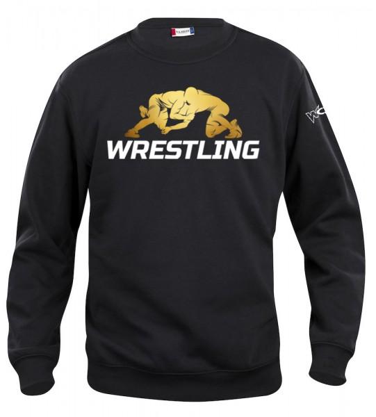 Wrestling Pullover Ringen