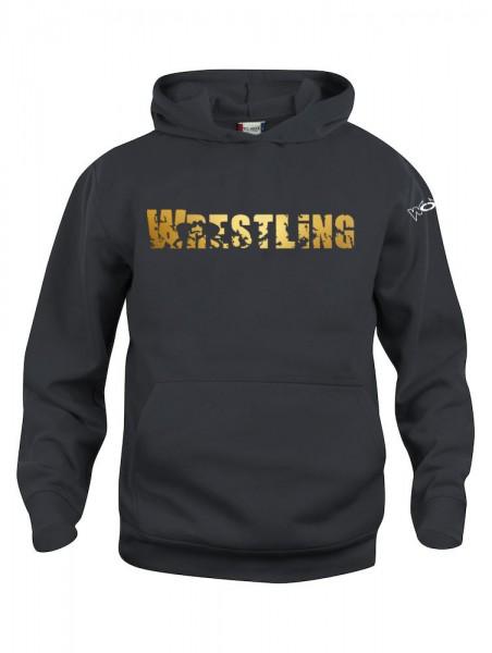 Wrestling Hoody Kinder