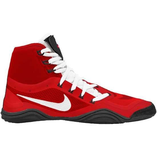 Nike Hypersweep - red / white