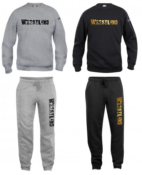 Jogging-Set Wrestling