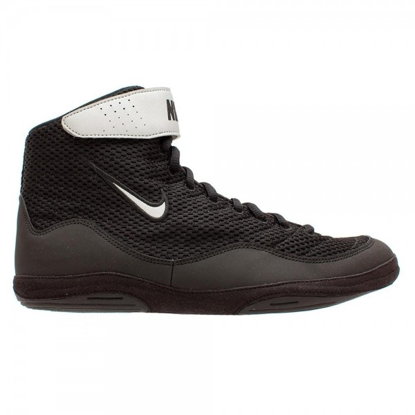 Nike Inflict 3 - black/metallic silver - limited edition
