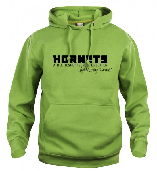 Hoody ASV Urloffen Hornets Schriftzug Kinder