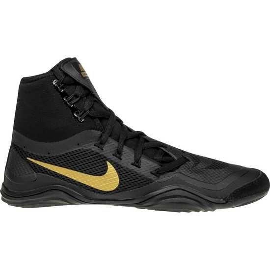 Nike Hypersweep - black / gold