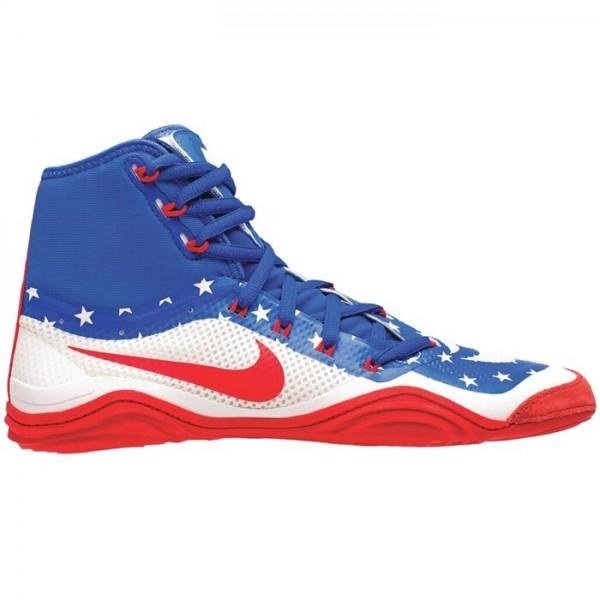 Nike Hypersweep - blau weiß rot
