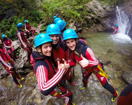 Adventure Camp 2017 - Österreich - 08. - 11.06.2017
