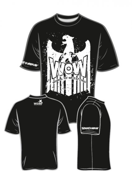 WoW - Adler-Shirt Frauen